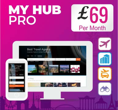 My Hub PRO Software for Travel Agency & Tour Operators