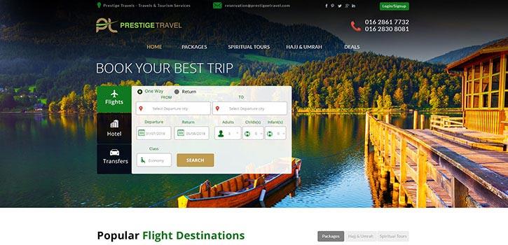 Bridge2c Software for Travel Agency, Tour Operators